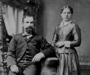 Small_ayres_wareham_and_elizabeth_galloway_wedding_picture_3_april_1883