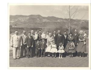 Small_berrington_family_at_george_and_maggie_50th_anniversary__newhall_ranch-1960
