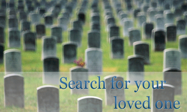 Search For a loved one
